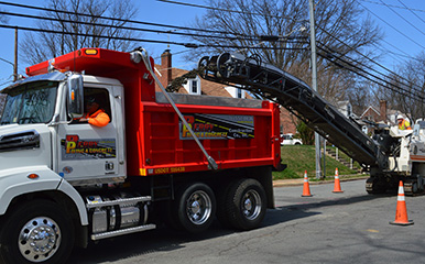 Asphalt paving repair fairfax va